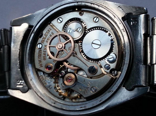 北京劳力士维修中心教你维修劳力士手表