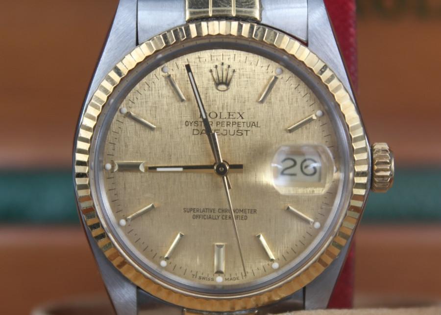 北京劳力士售后中心教你保养手表