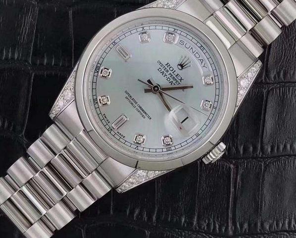 劳力士手表有划痕的处理方法