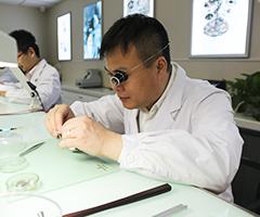 手表维修检测台