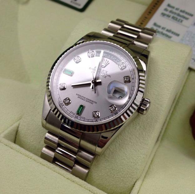 劳力士手表维修费用为什么贵?(图)