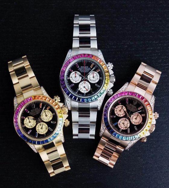 劳力士手表表带怎么清洗?(图)